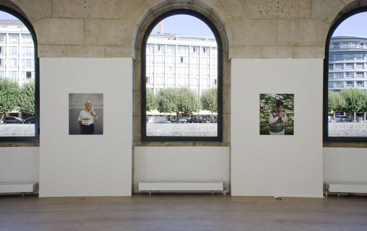 "Exhibition ""A mille lieues"", Halle nord, Geneva, 2007"